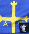 Camiseta Running Asturias. Hoopoe Running Apparel