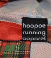Camiseta Running Escocia. Hoopoe Running Apparel
