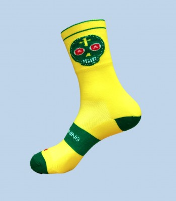 Skully Running Socks