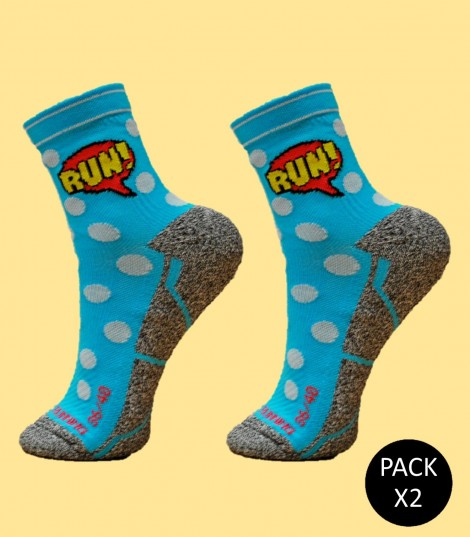 Comic Socks - Pack 2