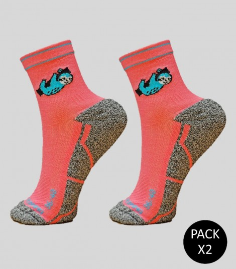 Calcetines Lazy - Pack 2