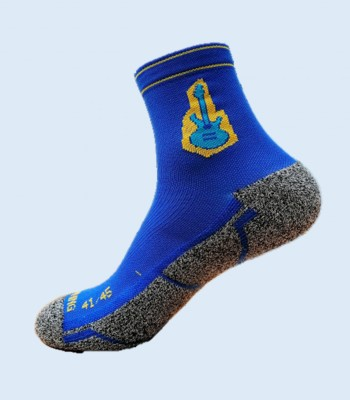 Music Trail Running Socks