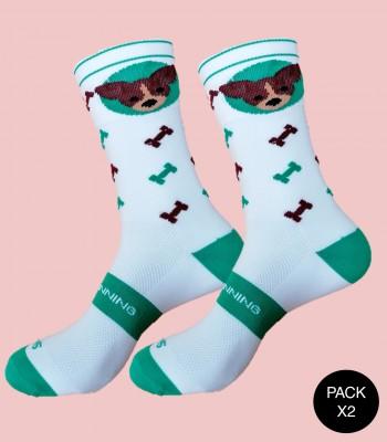 Doggy Running Socks -...
