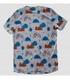 Camiseta running rainy days Hoopoe Running Apparel