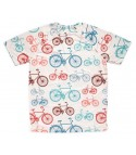 Camiseta bicicletas. Hoopoe Running Apparel