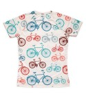 Camiseta running mujer Bike Hoopoe Running Apparel