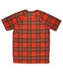 Camiseta running niño Scottishred Hoopoe Running Apparel