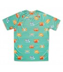 camiseta niño Kirikú Hoopoe Running Apparel