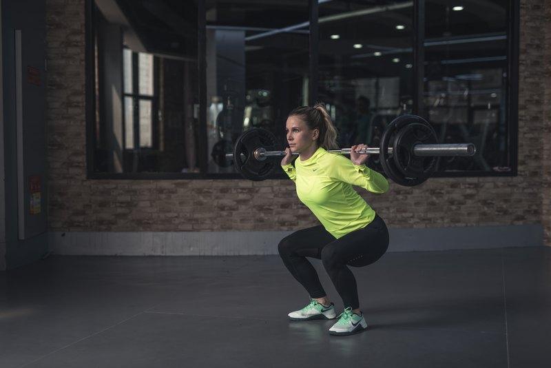 5 ejercicios de fuerza para runners