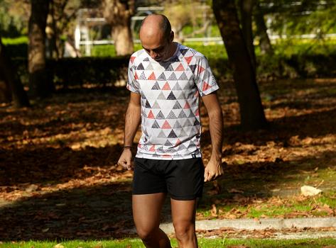 Camisetas de running originales