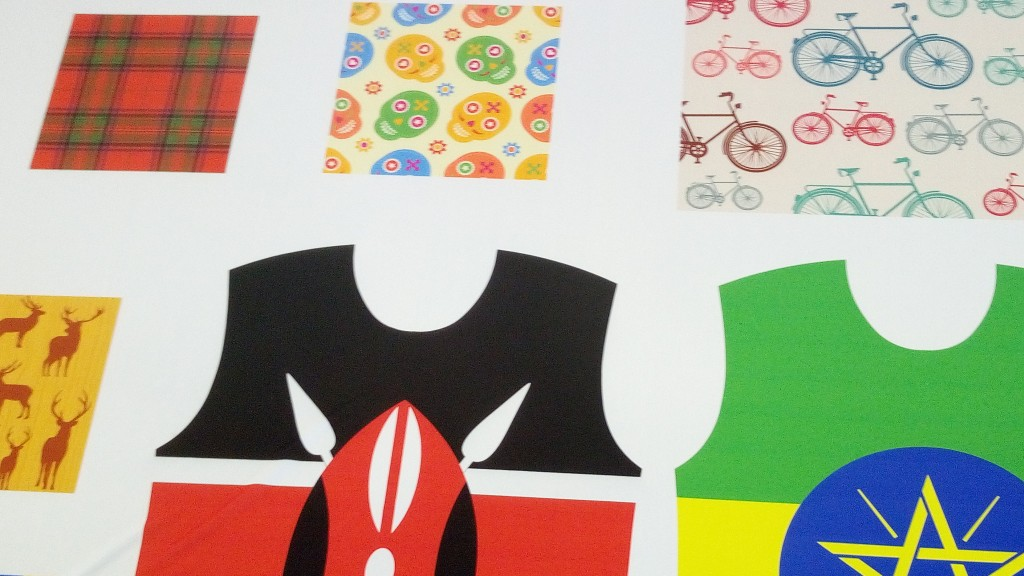 Sublimation textile, our printing system
