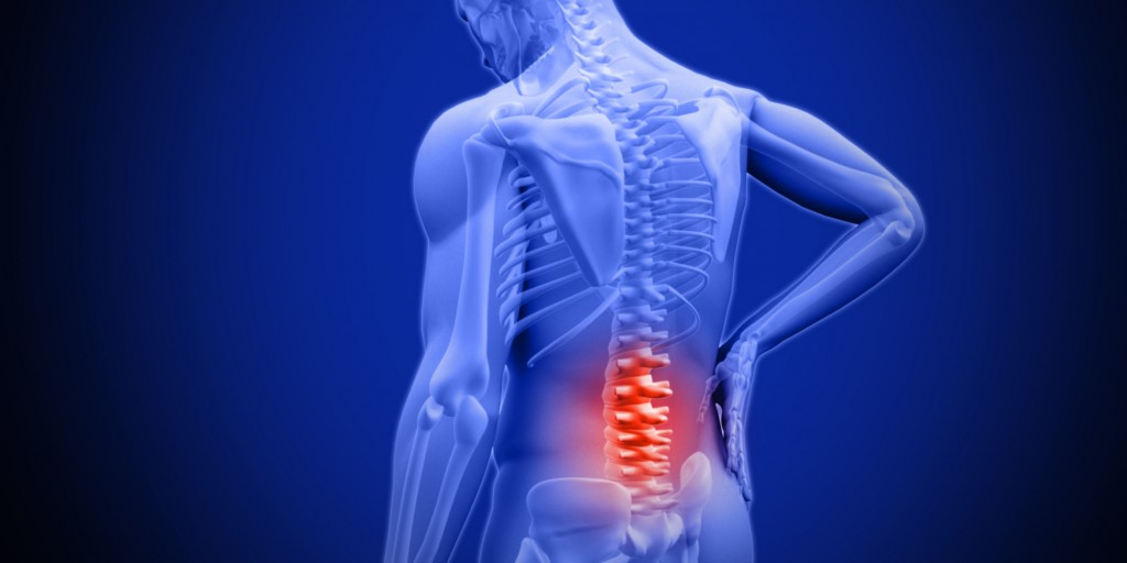 What is lower back pain?