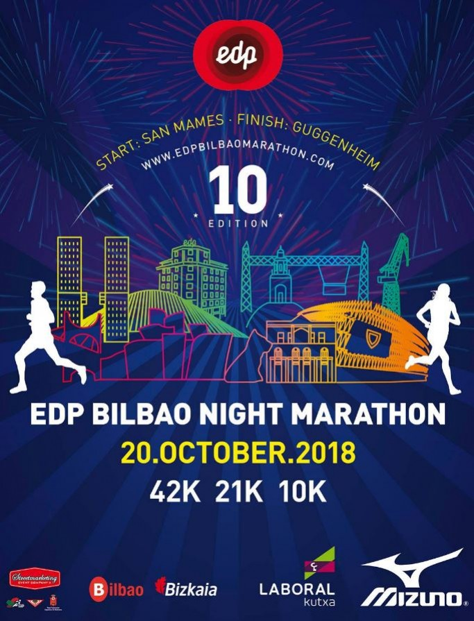 Bilbao Night Marathon