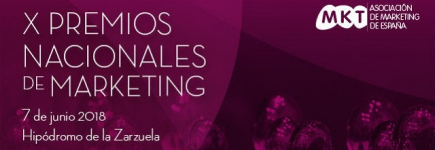Premios nacionales de marketing 2018